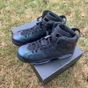 Air Jordan's 6 size 5y